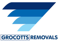 Grocotts Removals & Storage Logo.